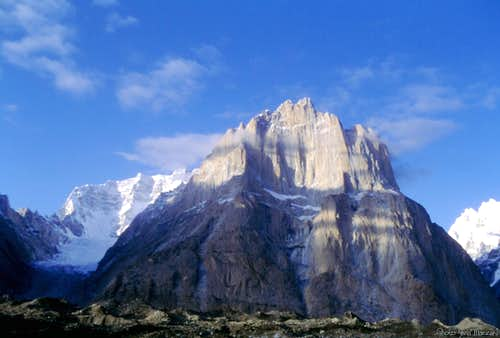 Baltoro Cathedrals from Urdukas