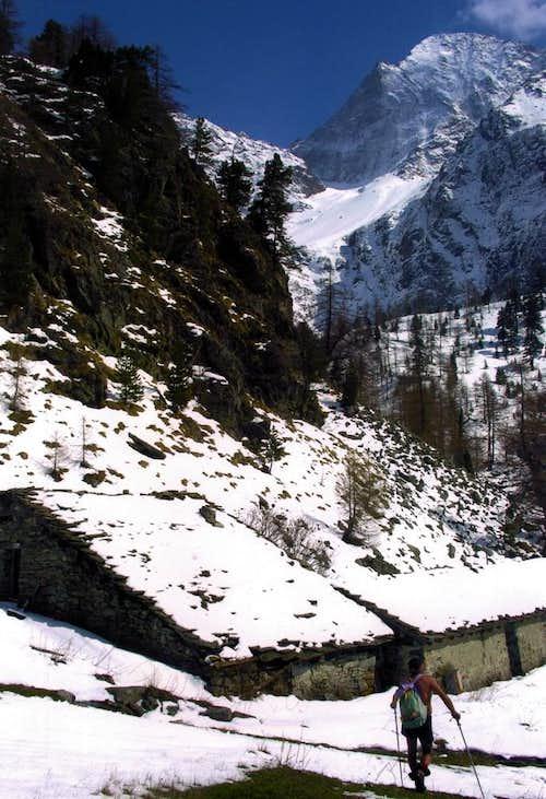 Arpisson's Superior Pasture & Emilius North Face 2006