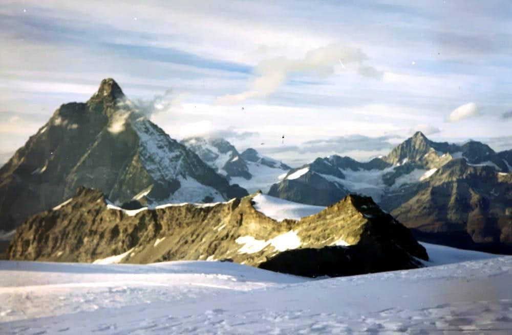 From Klein to Matterhorn