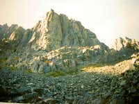 Mt. Tallac, Ca (East side)