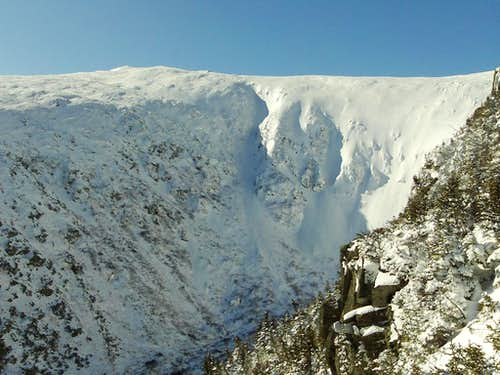Mount Washington Tuckerman's Ravine