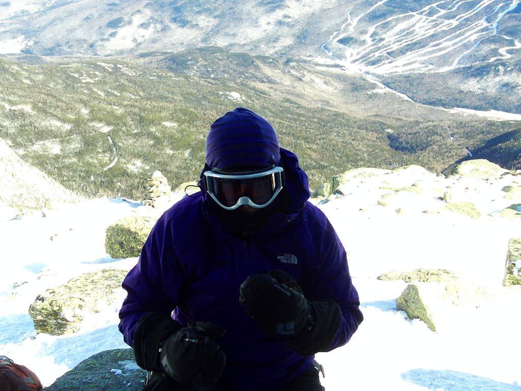 Mount Washington Lions Head Gear Change
