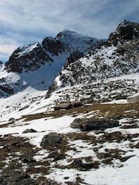 Mt. Neva from just below...