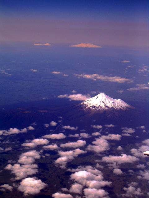 TARANAKI MAJESTIC BEAUTY OF THE NORTH ISLAND