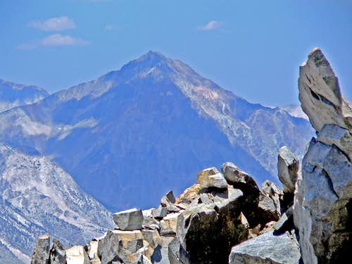 Mt. Tom from Picture Puzzle