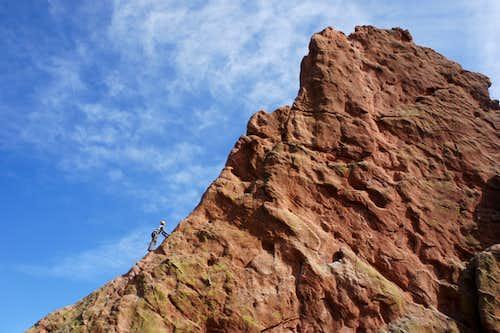 Montezuma's Tower