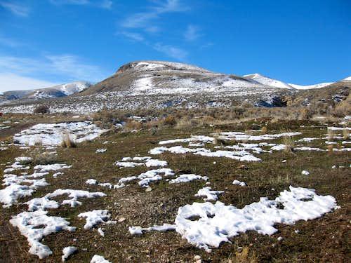 Thatcher Mountain