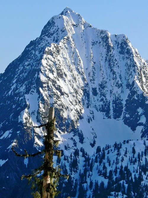 Sperry Peak North Face