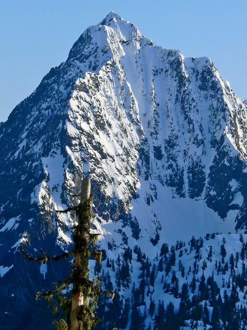 Sperry Peak North Face