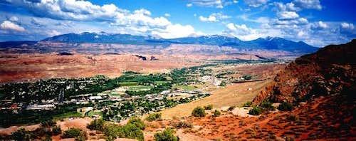 July 8, 2001 Moab & La Sal...