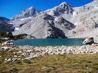 Bear Creek Spire/Treasure Lakes