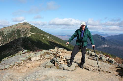 Franconia Ridge Trail