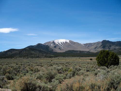 Bismark Peak...