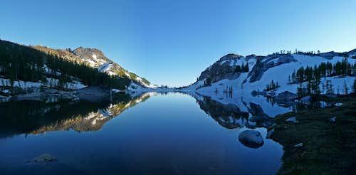 Perfection Lake Panorama