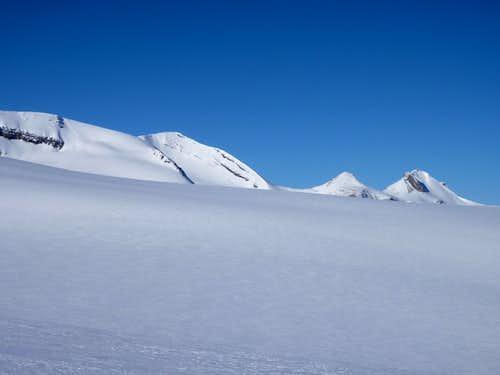 Northern Wapta Peaks