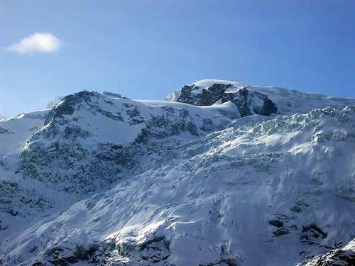 Il ghiacciaio della...