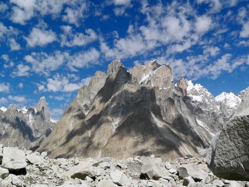 Great Trango Towers & Paiju Peaks Group