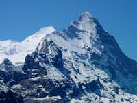 Eiger with Mittellegi-Ridge,...