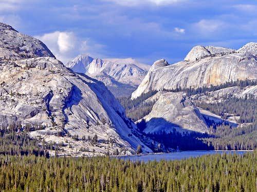 Yosemite Domes