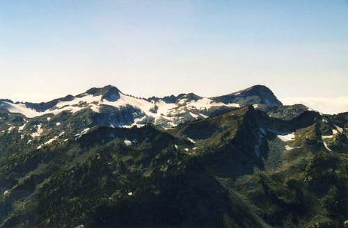 Glacier Peak and Eagle Cap...