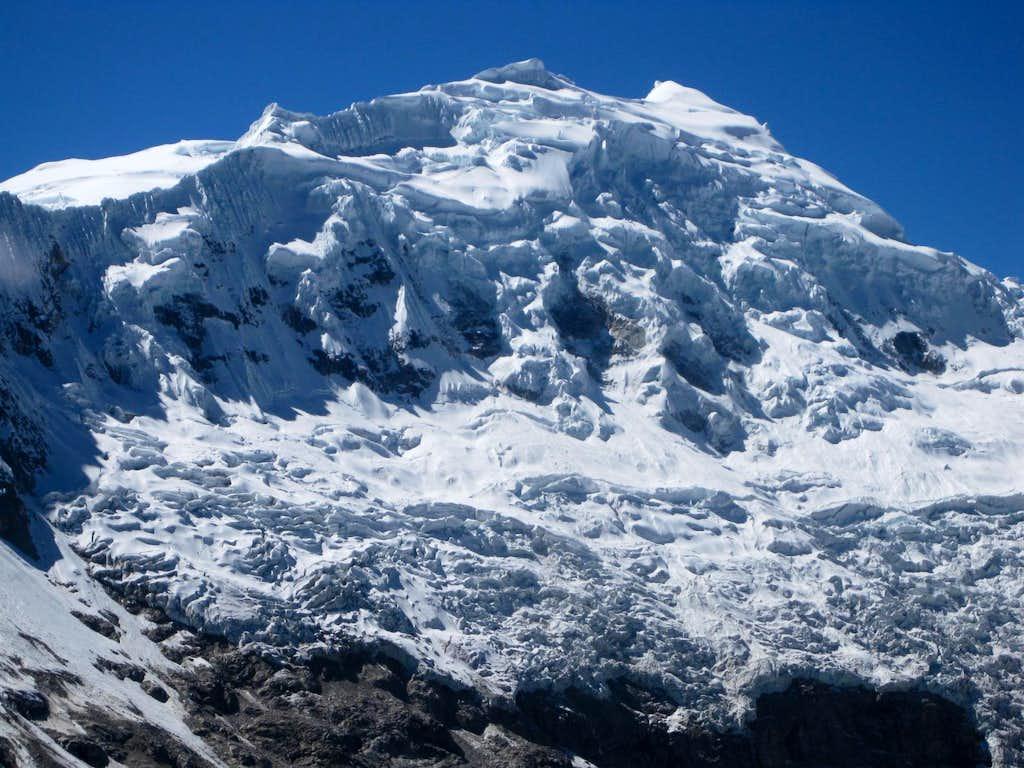 Nevado Palcaraju (6274m)