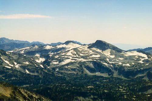 Glacier Peak & Eagle Cap from...