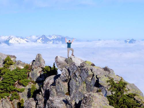 Mount Pilchuck Climbing Hiking Amp Mountaineering