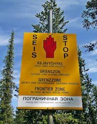 Frontier Zone