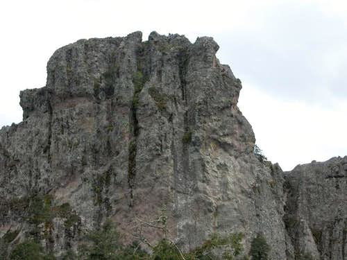 One of the largest cliff...