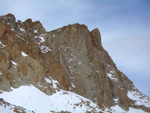 Mount Whitney...