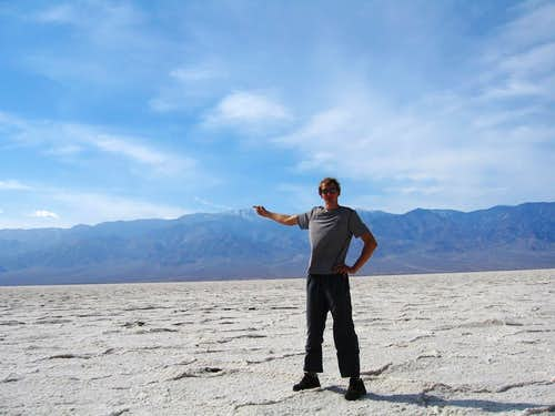 Badwater to Telescope