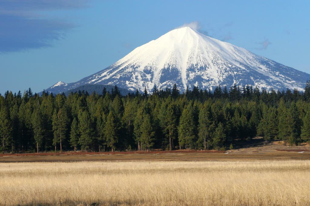 Mount McLoughlin