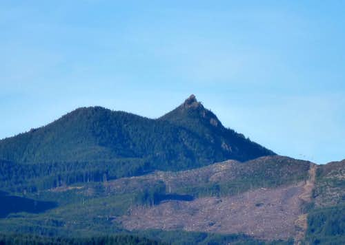 Sugarloaf from Mohler