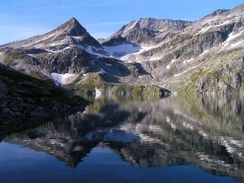 Tauernkogel and Weisssee