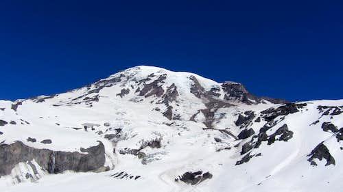 Rainier summit.. in the afternoon?!