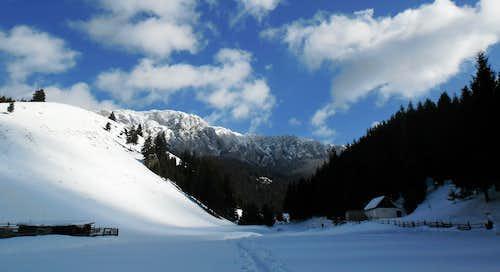 Hasmas ridge