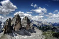 Paterno summit view