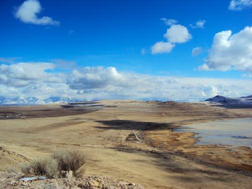 Antelope Island Camping