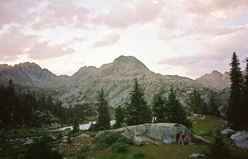 Cook Lakes Camp