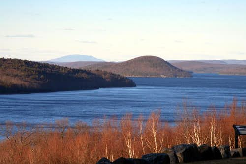 Monadnock from Quabbin