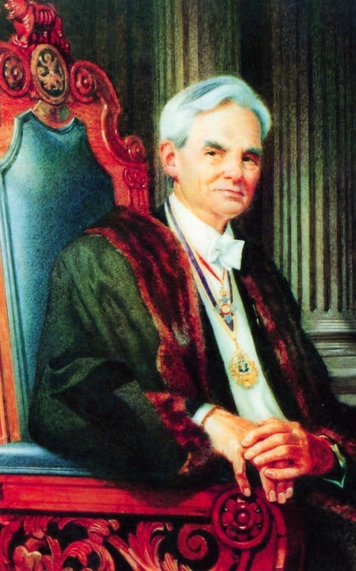 Ward as master of apothecaries