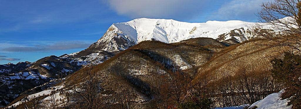 Monte Vettore from the E