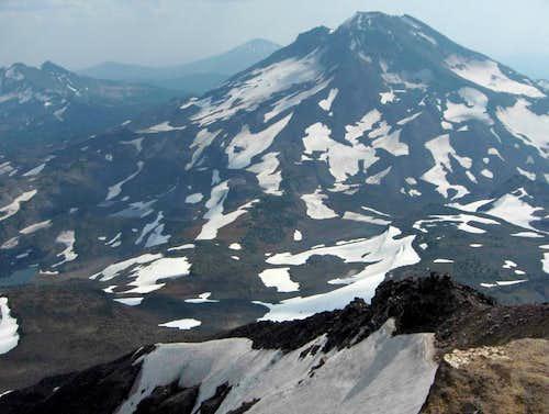 Three Peaks, Three Sisters, Three Days