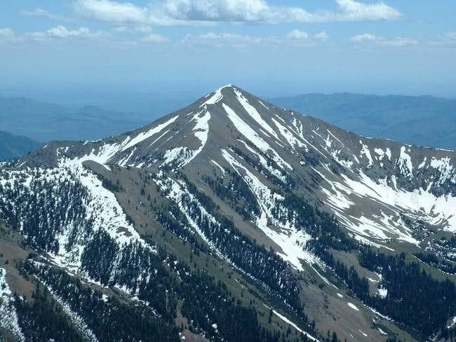 Grays Peak from the...