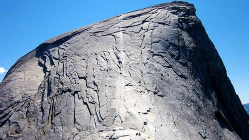 Half Dome - Cable Route