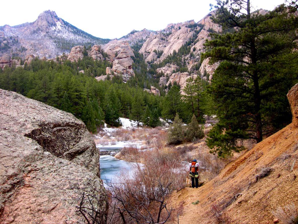 Lost Creek Wilderness