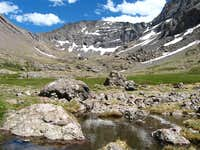 Sangre de Cristo: Upper Willow Creek Basin