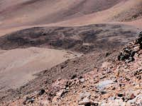 Inka Ruins at Licancabur\'s base