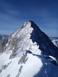 Capitol Peak In It's Winter Glory