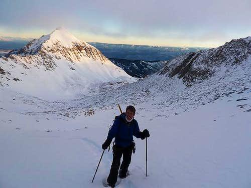 Approaching K2 Finally